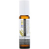 Aura Cacia, Essential Oil Blend, Revitalizing Roll-On, Frankincense, .31 fl oz (9.2 ml)