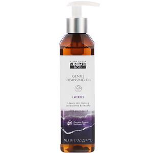 Aura Cacia, Gentle Cleansing Oil, Lavender, 8 fl oz (237 ml)