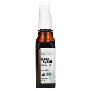 Аура Кация, Organic Tamanu Skin Care Oil, 1 fl oz (30 ml) отзывы покупателей