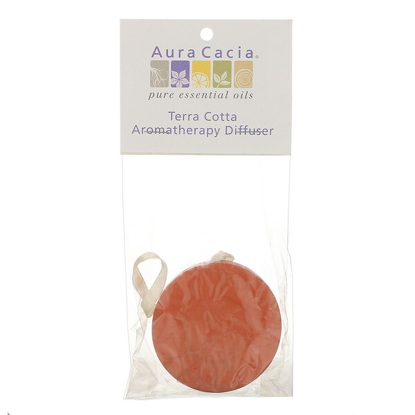 Aura Cacia, Terra Cotta Aromatherapy Diffuser, Sun (Discontinued Item)