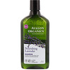 Avalon Organics, Shampoo, Nourishing, Lavender, 11 fl oz (325 ml)