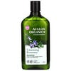 Avalon Organics, Champú, Voluminizante, Romero, 11 fl oz (325 ml)