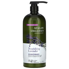 Avalon Organics, 護髮素,滋養薰衣花草,32 盎司(907 克)