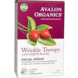 Отзывы о Avalon Organics, CoQ10 Repair, Сыворотка против морщин, 55 жидких унций (16 мл)