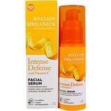 Антивозрастные и укрепляющие средства Avalon Organics отзывы