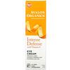 Avalon Organics, Eye Cream, Intense Defense with Vitamin C, 1 oz (29 g)