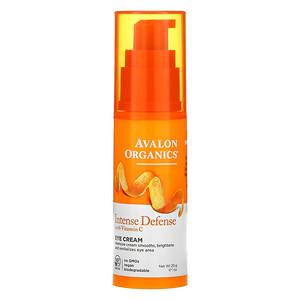 Авалон Органкс, Vitamin C Renewal, Revitalizing Eye Cream, 1 oz (28 g) отзывы покупателей
