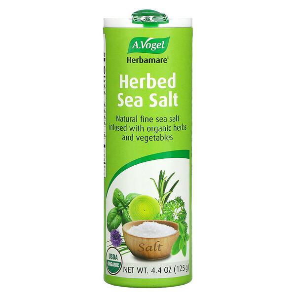 Herbed Sea Salt, 4.4 oz (125 g)