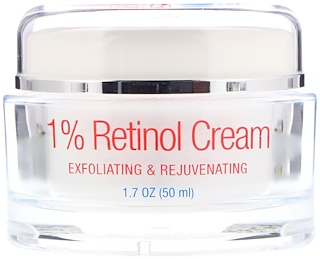 AllVia, 1% Retinol Cream, 1.7 oz (50 ml)