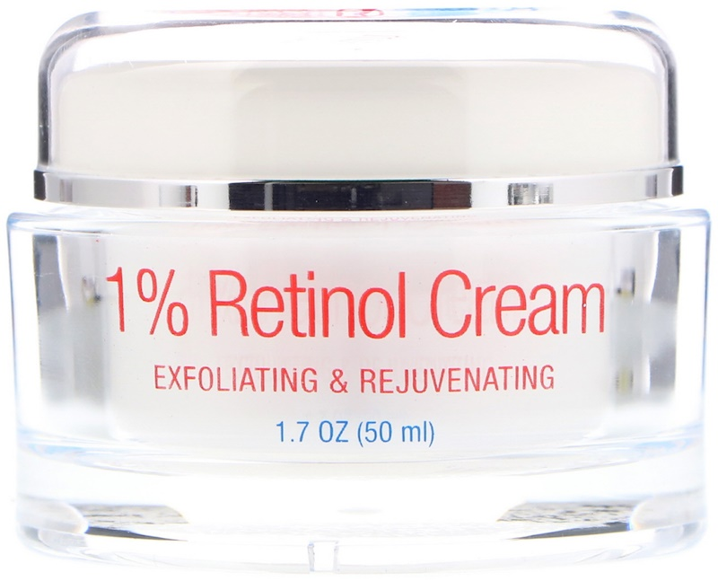 1% Retinol Cream, 1.7 oz (50 ml)