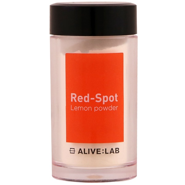 Red-Spot Lemon Powder, 8 ml