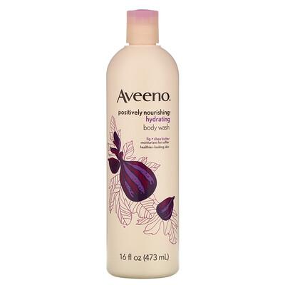 Aveeno Active Naturals, Positively Nourishing, Ultra Hydrating Body Wash, 16 fl oz