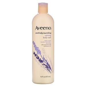 Авино, Active Naturals, Positively Nourishing, Calming Body Wash, 16 fl oz (473 ml) отзывы покупателей