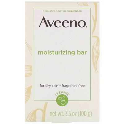 Aveeno Active Naturals, увлажняющее средство, без отдушек, 3.5 унции (100 г)  - купить со скидкой