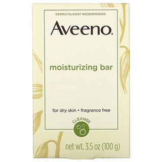 Aveeno, увлажняющее средство с питательным овсом, без запаха, 100г (3,5унции)
