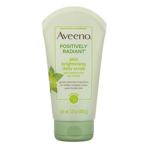Авино, Active Naturals, Positively Radiant, Skin Brightening Daily Scrub, 5.0 oz (140 g) отзывы покупателей