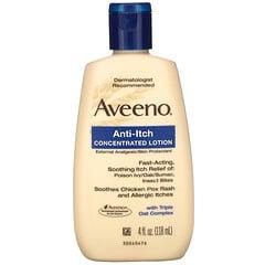 Aveeno, Active Naturals,濃縮緩解瘙癢液,4 液量盎司(118 毫升)
