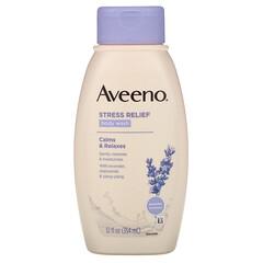 Aveeno, Active Naturals, Stress Relief Body Wash, 12 fl oz
