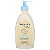 Aveeno, Baby, Daily Moisture Lotion, Fragrance Free, 12 fl oz (354 ml)