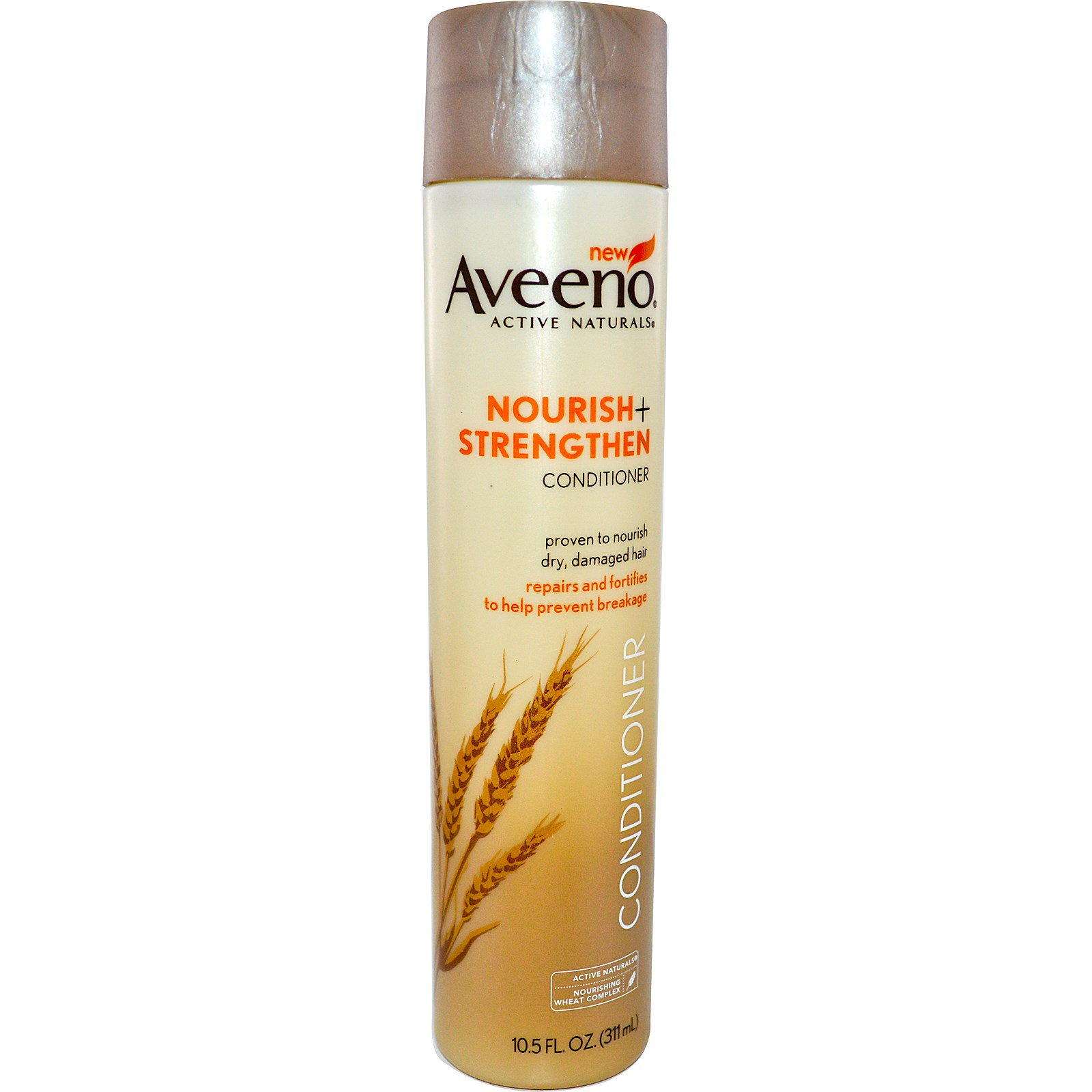 Aveeno, Active Naturals, Nourish+, Strengthen Conditioner, 10.5 fl oz