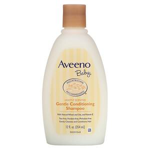 Авино, Baby, Gentle Conditioning Shampoo, Lightly Scented, 12 fl oz (354 ml) отзывы покупателей