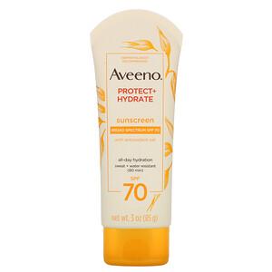 Авино, Active Naturals, Protect + Hydrate Lotion, Sunscreen, SPF 70, 3 oz (85 g) отзывы покупателей