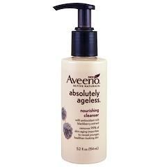Aveeno, Absolutely Ageless, Nourishing Cleanser, 5.2 fl oz (154 ml)