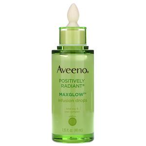 Авино, Positively Radiant, Maxglow Infusion Drops, 1.35 fl oz (40 ml) отзывы