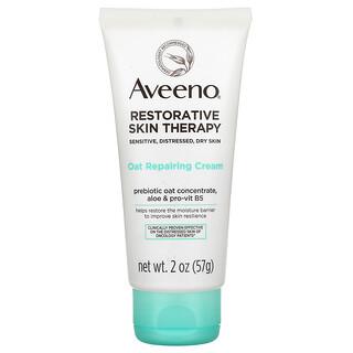 Aveeno, Restorative Skin Therapy, Oat Repairing Cream, 2 oz (57 g)