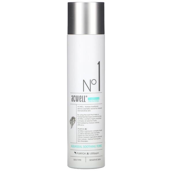 No. 1, Aquaseal Soothing Tonic, 5.07 fl oz (150 ml)