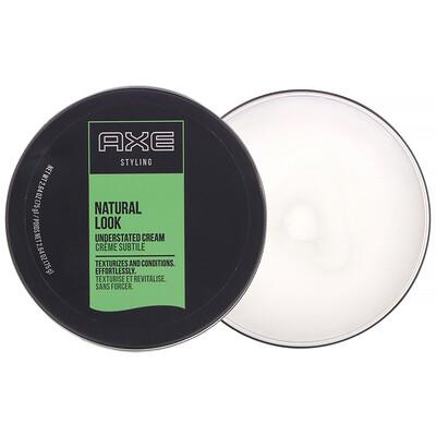 Купить Axe Natural Look, Understated Cream, крем для укладки волос, 75г (2, 64унции)