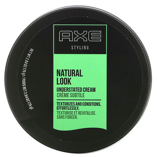 Axe, Natural Look, Understated Cream, 2.64 oz (75 g)