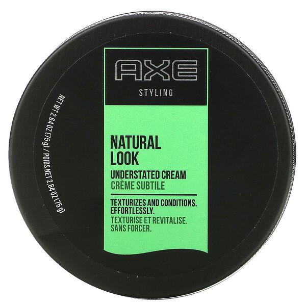 Natural Look, Understated Cream, крем для укладки волос, 75г (2,64унции)
