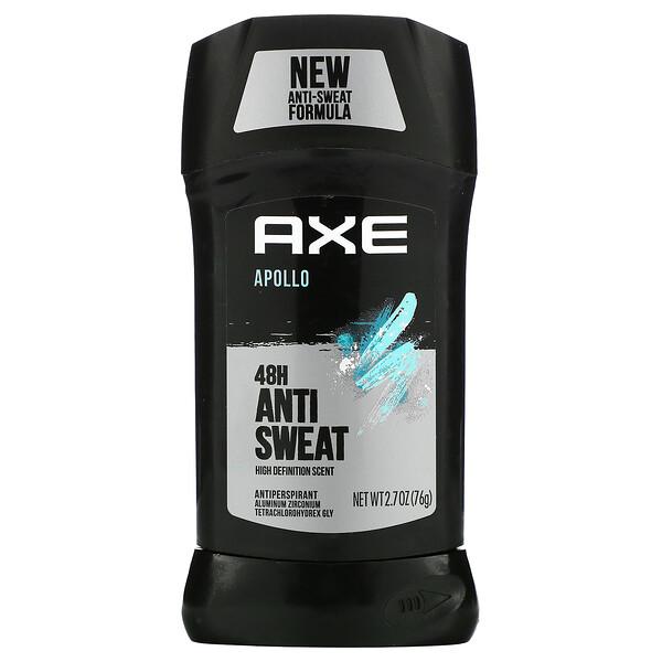 Antiperspirant, 48 Anti Sweat, Apollo, 2.7 oz (76 g)