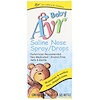 AYR, Baby Saline Nose Spray/Drops, 1 fl oz (30 ml)