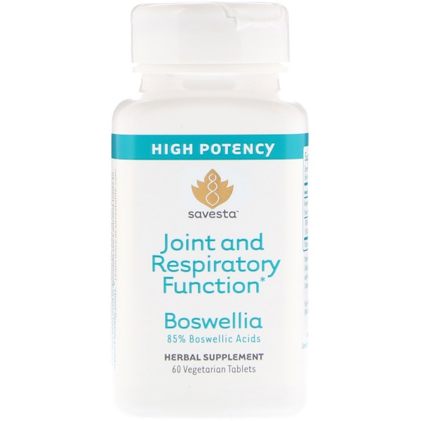Boswellia, 60 Vegetarian Tablets