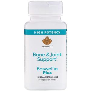 Савеста, Boswellia Plus, 60 Vegetarian Tablets отзывы