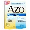 Azo, Yeast Plus, 60 Tablets
