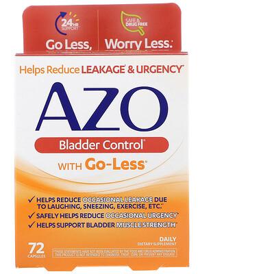 Bladder Control с Go-Less, 72капсулы