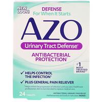 Защита мочевыводящих путей, антибактериальная защита, 24 таблетки - фото