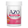 Azo, Dual Protection, Urinary + Vaginal Support, 30 Once Daily Capsules