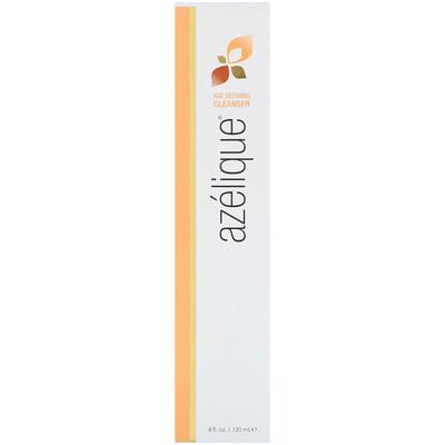 Купить Антивозрастное очищающее средство для лица, без мыла, растительные ингредиенты, без парабенов, без сульфатов, 4 ж. унц. (120 мл)