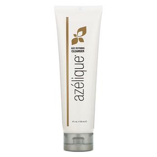 Azelique, Age Refining Cleanser, Soap-Free, Botanical Ingredients, No Parabens, No Sulfates, 4 fl oz (120 ml)