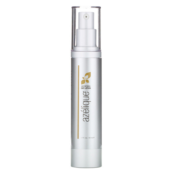Age Refining Day Lotion, with Azelaic Acid, Hydrating and Cruelty-Free, No Parabens, No Sulfates, 1.7 fl oz (50 ml)