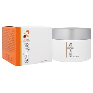 Azelique, Age Refining Skin Polish, Cleansing and Exfoliating, No Parabens, No Sulfates, 3 oz. (85 g)
