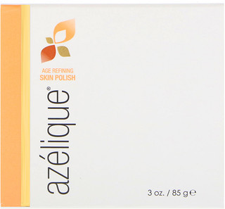 Azelique, Age Refining Skin Polish, Cleansing and Exfoliating, No Parabens, No Sulfates, 3 oz (85 g)