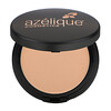 Azelique, Pressed Powder Satin Foundation, Light, Cruelty-Free, Certified Vegan, 0.35 oz (10 g)