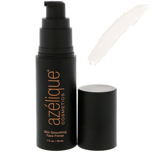 Azelique, Разглаживающая кожу основа под макияж, Без испытаний на животных, Сертифицированный веганский продукт, 1 ж. унц.. (30 мл)