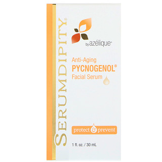 Azelique, Serumdipity, Anti-Aging Pycnogenol Facial Serum, 1 fl oz (30 ml)