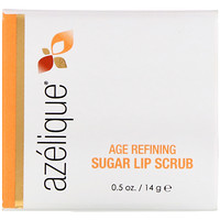 Azelique, Age Refining Sugar Lip Scrub, 0.5 oz (14 g)